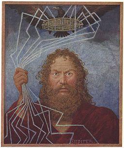 Hans Thoma Jupiter