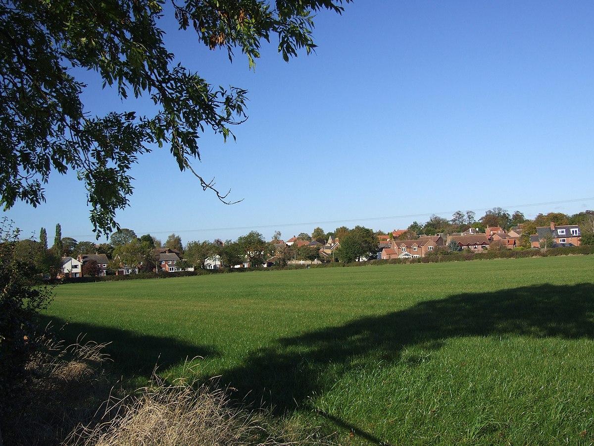 Leicestershire glory hole
