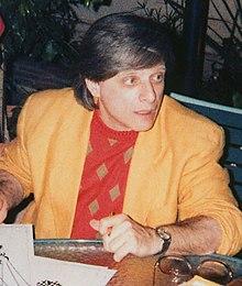 Ellison in 1986