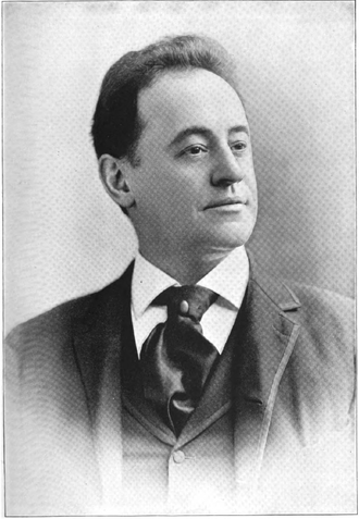 Harry Conor - Harry Conor circa 1893
