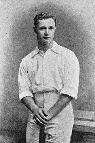 Harry Graham (cricketer) - Harry Graham