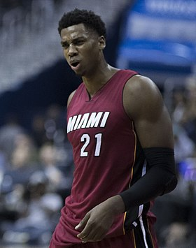 Image illustrative de l'article Hassan Whiteside
