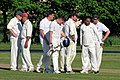 Hatfield Heath CC v. Netteswell CC on Hatfield Heath village green, Essex, England 31.jpg