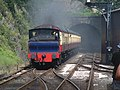 Haverthwaite railway station MMB 04 Princess.jpg