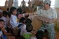 Hawaii Soldiers, Thai Marines distribute 37,000 cartons of milk to schools, community DVIDS151266.jpg