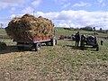 Hay wagon, Garvaghy - geograph.org.uk - 1224871.jpg