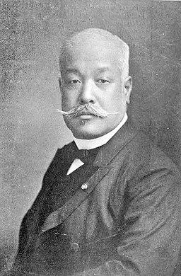 Hayashi Tadasu 1910