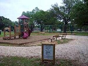 Hayes, Louisiana - Hayes Park