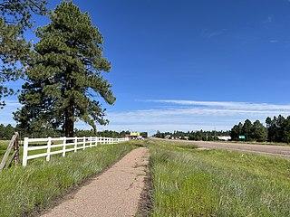 Heber-Overgaard, Arizona CDP in Arizona, United States