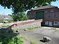 Heiligenstedten Bauernhaus-mit-Dachbodenrampe Juni-2015 IMG 5171.JPG