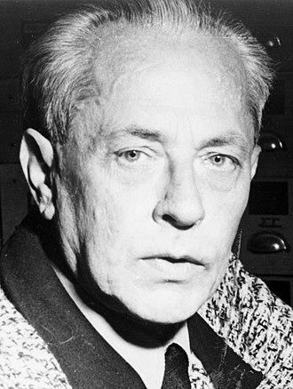 Heinrich Hoffmann (photographer) - Heinrich Hoffmann in 1945