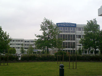 Heinz Heise - Former headquarters in Hanover