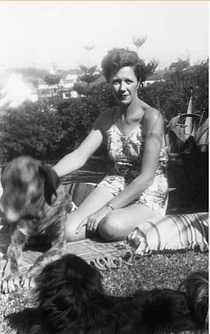 Helen Joseph - Image: Helen Joseph 1941