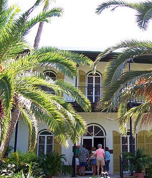 Ernest Hemingway House - Image: Hemingway House Front