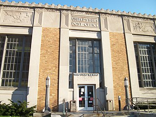 United States Post Office (Hempstead, New York) United States historic place