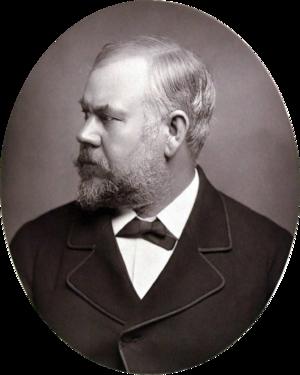 Henry Hugh Armstead - Armstead in 1879