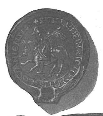 Henry III, Count of Louvain - Image: Henry III, Count of Leuven
