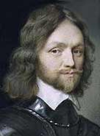 Oliver Cromwell's head - Henry Ireton. Cromwell passed the command of Parliamentarian forces in Ireland to Ireton in 1650. He died of disease at the siege of Limerick in 1651.