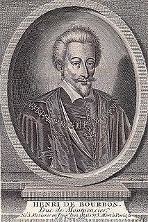Henri, Duke of Montpensier