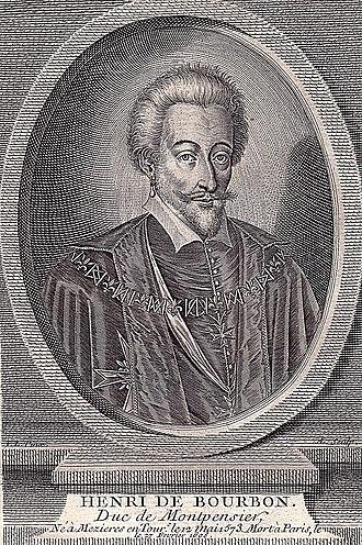 Henri, Duke of Montpensier - Henri de Montpensier.
