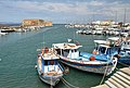 Heraklion old harbour in Crete, Greece 004.jpg