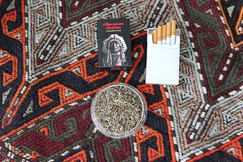 English: Herbal Cigarettes