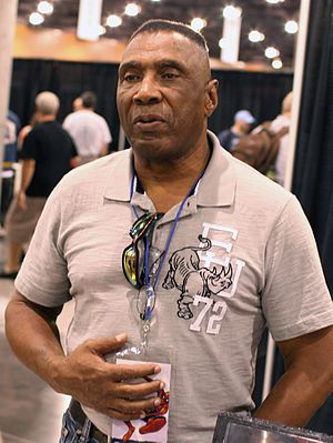 Herbert Jefferson Jr. - Herbert Jefferson, Jr. at the 2012 Phoenix Comicon