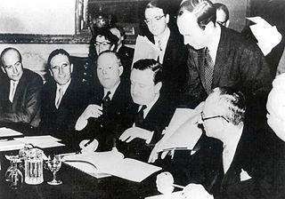 London Agreement on German External Debts