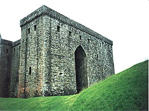 Hermitage Castle - Image: Hermitage Castle geograph.org.uk 201651