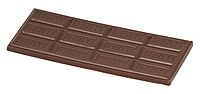 An unwrapped bar.