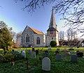 Hertfordshire, STEEPLE MORDEN, St Peter and St Paul (35195320283).jpg