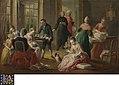 Het vieruurtje, 1778, Groeningemuseum, 0040069000.jpg