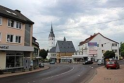 Saarlouiser Straße in Heusweiler