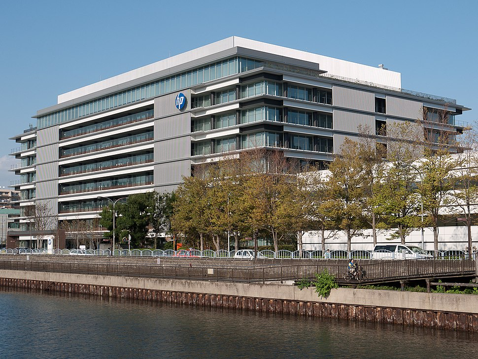 Hewlett-Packard-Japan-Head-office