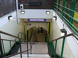 Highgate undergrunnsstasjon