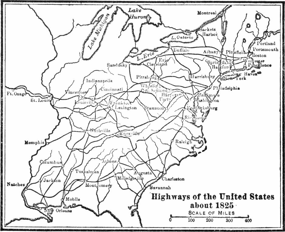 Highways USA 1825
