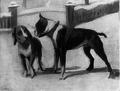 Hilda Ward, The Tenant's Dog, ca. 1910.png