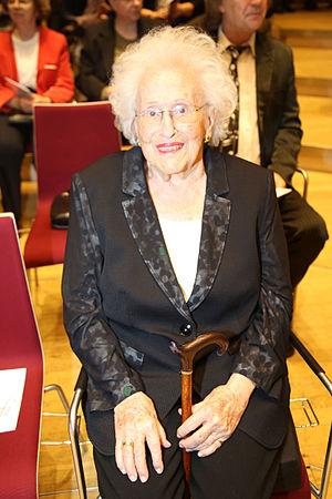 Hilde Zadek - Zadek in April 2015