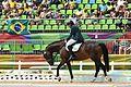 Hipismo campeonato individual misto grau Ia na Paralimpíada Rio 2016 (29076119434).jpg