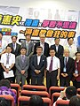 Hirokane Kenshi in Taiwan Soochow University in 20180525 talking about Kachō Kōsaku Shima 5.jpg