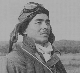 Hiroyoshi Nishizawa pilot for the Imperial Japanese Navy Air Service during World War II