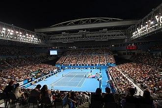 Hisense - Hisense Arena, Melbourne, Australia