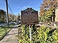 Historical Marker, James Clark Farmstead, Anderson Township, OH.jpg
