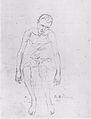 Hodler - Studie zur Mittelfigur der Lebensmüden ca1892.jpeg