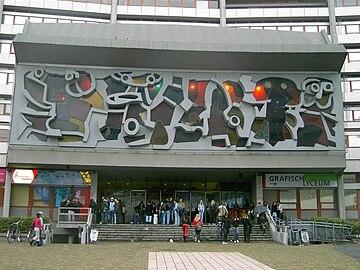 Hofpleintheater-Benthemstraat 13 Rotterdam
