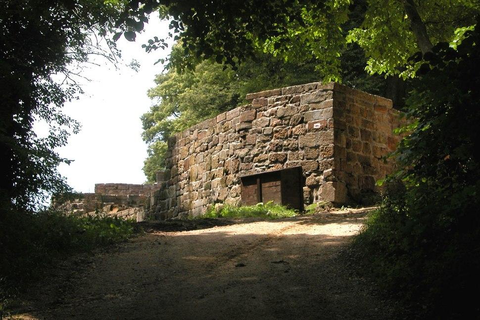 Hohenstaufen Castle Ruins