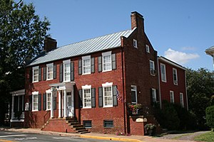 Holladay house 2007.jpg