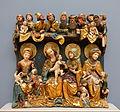 Holy Kinship, Silesia, view 1, c. 1500, beech wood - Bode-Museum - DSC03100.JPG