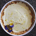 Home-made lemon flan decorated with pansies Cape Town 2019.jpg