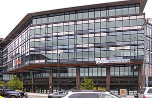 RealNetworks - Headquarters at Home Plate Center in Seattle